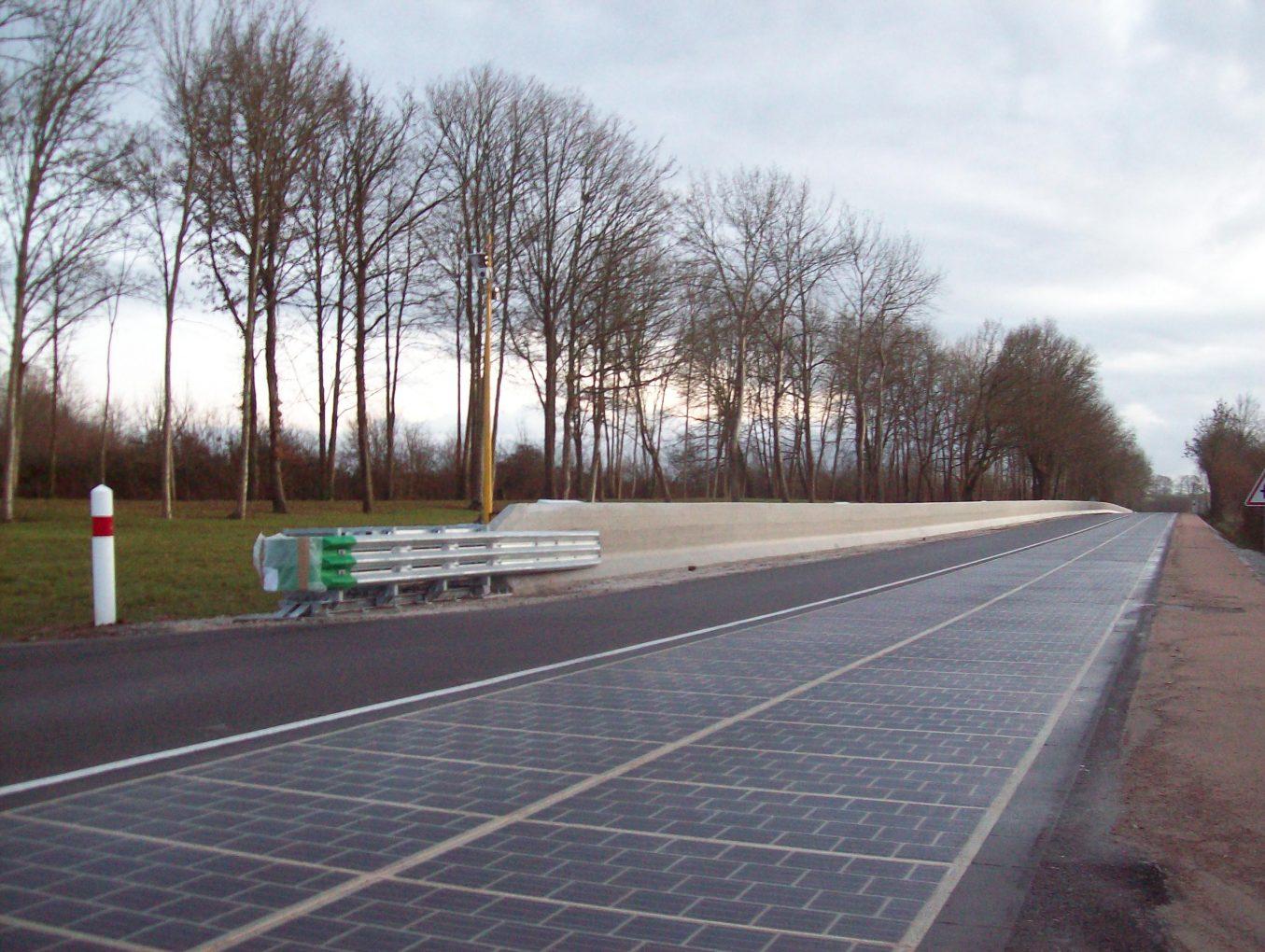 La 1ére route solaire Wattway est un semi- échec